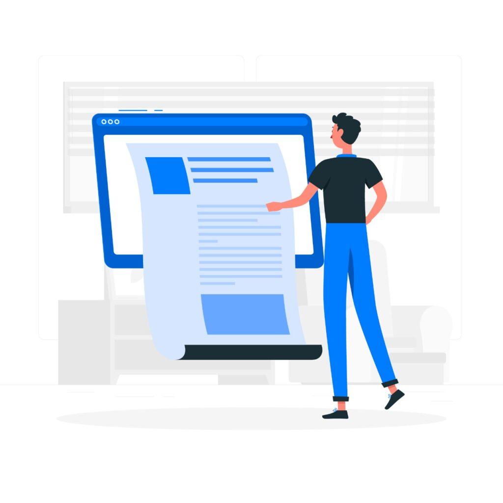 ciri-ciri dan struktur teks eksplanasi